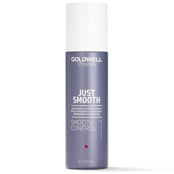Goldwell StyleSign Just Smooth Control wygładzający spray do suszenia włosów 200ml