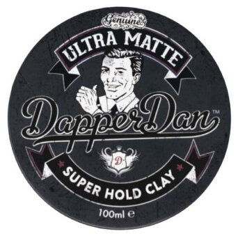 Dapper Dan Ultra Matte pomada matowa do włosów 100ml