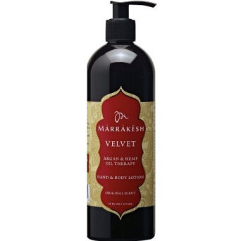 Marrakesh Skin Care VELVET lotion do rąk i ciała 437ml