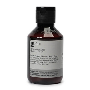 Insight Man płyn do mycia brody 100 ml