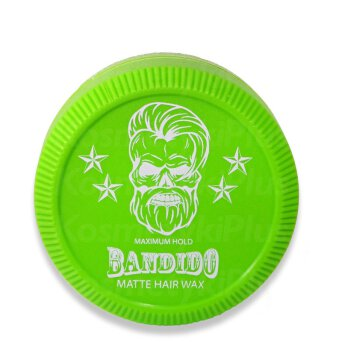 Bandido Matte Hair Wax  matowy wosk do włosów 150ml