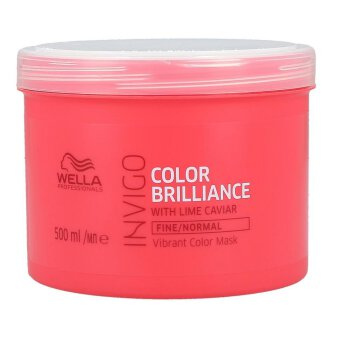 Wella INVIGO Brilliance FINE maska do włosów cienkich 500ml
