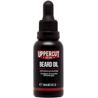 Uppercut Deluxe Beard Oil olejek do brody 30ml