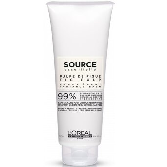 Loreal Source Essentielle Radiance maska do koloryzowanych 450ml