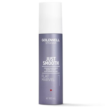 Goldwell StyleSign Just Smooth FLAT MARVEL balsam ochronny 100ml