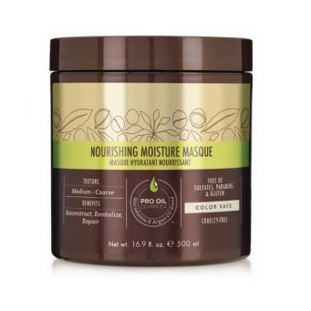 Macadamia Nourishing Moisture Masque maska do włosów 500ml