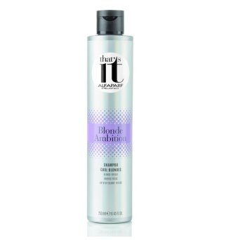 Alfaparf That's It Blonde Ambition szampon do włosów blond 250ml