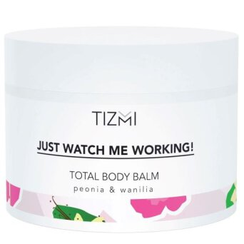 Tizmi Total Body Balm peonia & wanilia - balsam do ciała 200ml