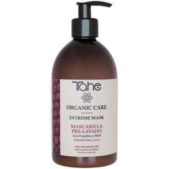 Tahe ORGANIC CARE EXTREME Maska do cienkich włosów 500ml