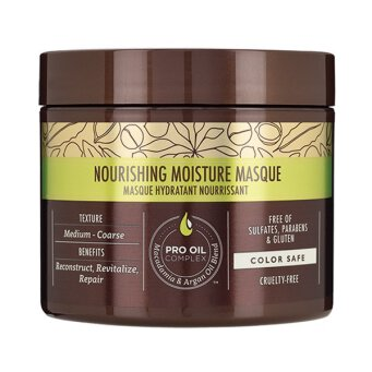 Macadamia Nourishing Moisture Masque maska do włosów 60ml