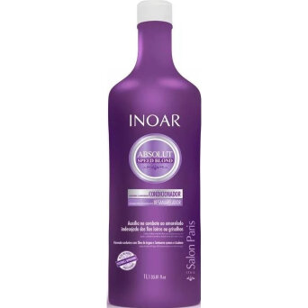 INOAR Speed Blond odżywka do włosów blond 1000ml