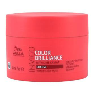 Wella INVIGO Brilliance COARSE  maska nawilżająca 150ml