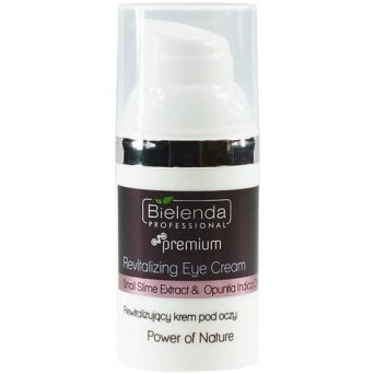 Bielenda Power Of Nature Krem rewitalizujący pod oczy 30ml
