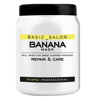 Stapiz Professional Banana maska do włosów 1000ml