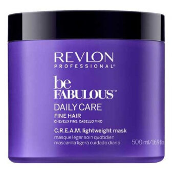 Revlon Be Fabulous Daily Care Fine maska do włosów cienkich 500ml
