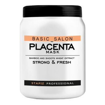 Stapiz Professional Placenta maska do włosów 1000ml