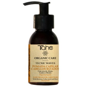 Tahe ORGANIC CARE TECNIC WAVES Krem do loków 100ml