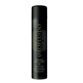 Revlon OroFluido Hairspray Medium lakier do włosów 500ml