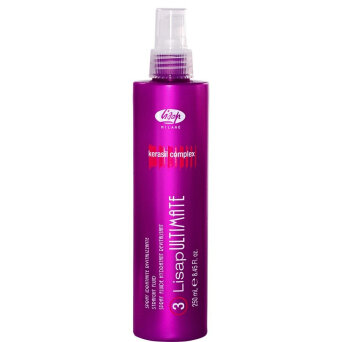 Lisap Ultimate Straight Fluid spray do prostowania włosów 250ml