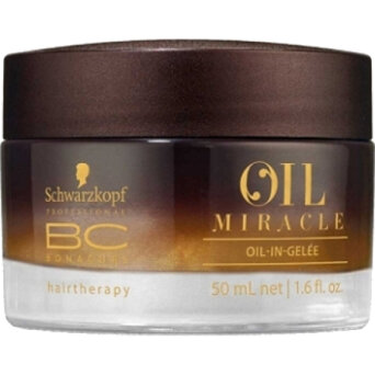 Schwarzkopf BC Oil Miracle Argan Oil olejek w żelu 50ml