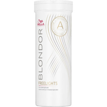 Wella Blondor Freelights Powder rozjaśniacz do pasemek 400g