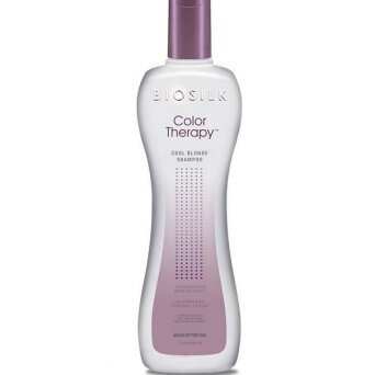 Farouk BioSilk Color Therapy Cool Blonde szampon do włosów 355ml