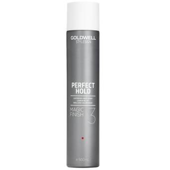 Goldwell StyleSign Perfect Hold MAGIC FINISH nabłyszczacz do włosów 500ml