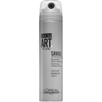 Loreal Tecni.art SAVACHE PANACHE PURE puder do stylizacji w sprayu 250ml