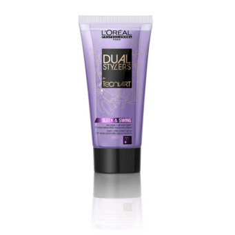 Loreal Tecni.art Sleek And Swing wygładzający żel-krem do włosów 150ml