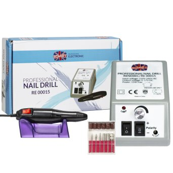 RONNEY Nail Drill RE 00015 Frezarka do paznokci