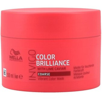 Wella INVIGO Brilliance maska COARSE nawilżająca 150ml
