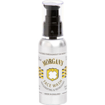 Morgan's Face Wash żel do mycia twarzy 100ml