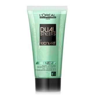 Loreal Tecni.art Liss and Pump Up krem do włosów 150ml