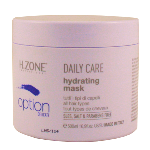 H.Zone Option Daily Care maska do włosów 500ml