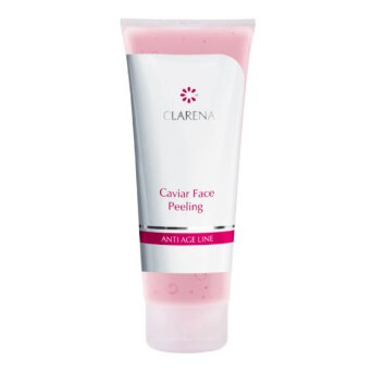 Clarena Caviar Face Peeling - peeling do twarzy 100ml