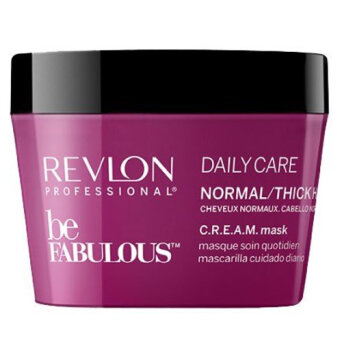 Revlon Be Fabulous Daily Care Normal/Thick maska do włosów normalnych i grubych 200ml