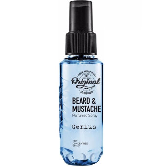 Nishman Beard & Mustache Genius perfum do brody 75ml
