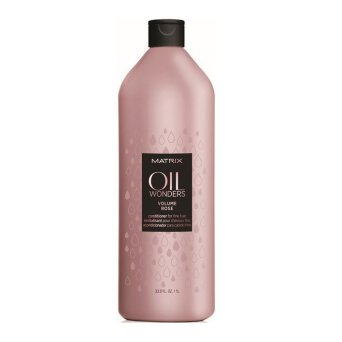 Matrix Oil Wonders Volume Rose odżywka do włosów 1000ml