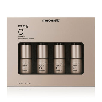 Mesoestetic Energy C serum 4x7ml