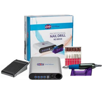 RONNEY Nail Drill RE 00018 Frezarka do paznokci