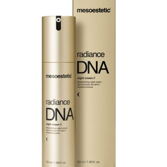 Mesoestetic Radiance DNA krem na noc 50ml