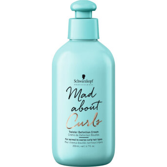 Schwarzkopf Mad About Curls - krem do loków 200ml
